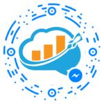QR Facebook messenger_code Marketeer